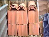 Redlands roof tiles