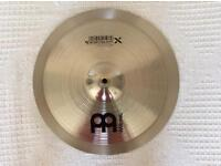 Meinl Generation X 12 inch and 14 inch X-Treme Stack Cymbals