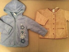 Bundle of clothzes for 6-18 months girl.
