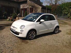 Fiat 500 petrol lounge 1.2