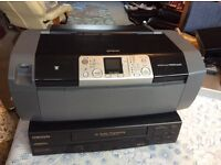 JVC DVD Player/PhilipsDVD player/Bush DTR TV Recorder/ Panasonic Portable TV/Epsom Stylus R240