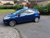 ✅IMMACULATE CONDITION FORD FIESTA 1.4 TDCI TITANIUM-TOP SPEC IN FORD☀️12Months MOT☀️Service History!