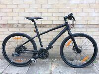 """Cannondale Bad Boy Small 17"""" Hydraulic Disc Brake Hybrid Bike 2011"""