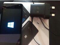 Microsoft Lumia 550 on tesco mobile nerwork
