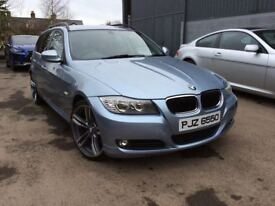 2009 BMW 3 Series 320d Se Touring Auto Excellent Condition FSH FINANCE!