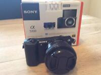 Sony a5100 only 2months old