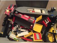 Large Mixed Lot of Lego over 5K weight