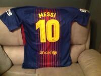 Barcelona messi top