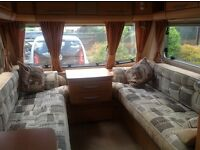 Immaculately presented Bailey Senator Vermont 2 berth caravan