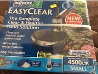 Pond Pump - Easyclear - Hozelock - NEW