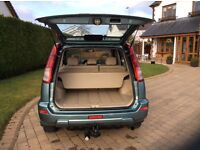 Nissan Xtrail 2.200ltr diesel 4X4