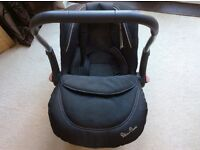 Silver cross car seat - excellent condition -£20 - used as a spare