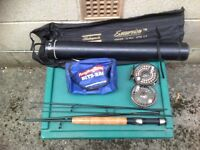 Shakespeare Fly Rod & Tackle