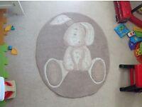 Mamas and papas nursery rug