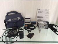 JVC GR-D24 video camera