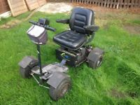 Electrokart golf and/or mobility buggy