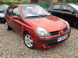 Renault Clio demonic dci diesel @ aylsham road affordable cars