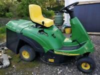 John deere CR125 sit on lawn mower