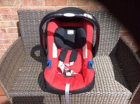 Britax Baby-Safe car seat ,Romer,0-13kg