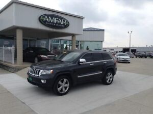 2011 Jeep Grand Cherokee Overland / LOADED / NO PAYMENTS FOR 6 M