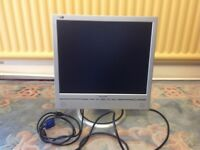 Philips17 inch LCD monitor for sale