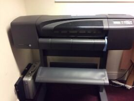 HP DesignJet 800 24 inches Large Format Inkjet Printer Plotter