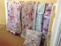 Next vintage matching bedding set(single)