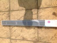 Brand new grey Venetian blinds x2