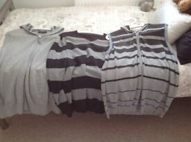 Gents jumpers and hoodies