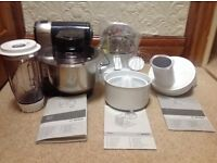 Bosch MUM46A1GB Food Mixer and Accessories