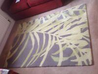 Beautiful handmade rug