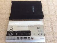 Boss micro br digital recorder mint condition. With manual