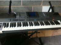TECHNICS KN2400 KEYBOARD. Very good condition. Must collect.