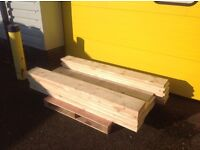 Quality reclaimed timber