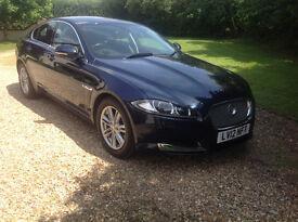 2012 Jaguar XF 2.2TD Luxury, Automatic 4 door, (start/stop)