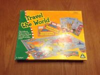 ELC Early Learning Centre Travel The World Board Game