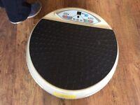 Vibrapower disc/vibration plate
