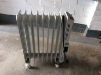 Portable radiator 230v 2800w 50hz