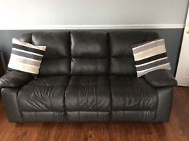 3 seater & 2x2 seater recliners