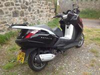 Peugeot Satelis Premium Scooter. 250cc.