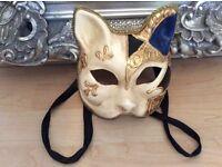 Genuine Venetian Masquerade Mask from Venice