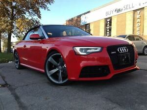 2014 Audi RS 5 RS 5 CABRIOLET | NAVIGATION | REVERSE CAMERA