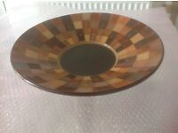 Jersey Pottery wall or table dish