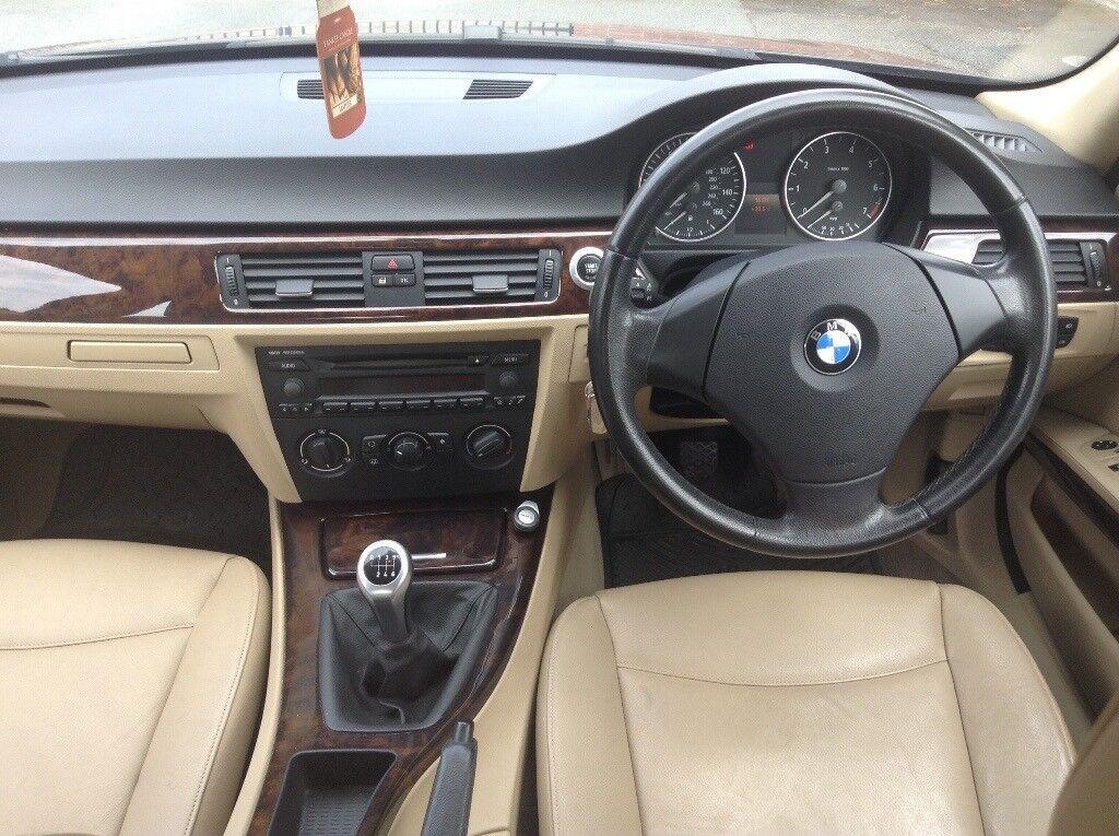 Bmw 320i Se Full Leather Interior Full Mot In Formby Merseyside Gumtree