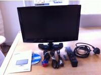 """Used Samsung SyncMaster 933HD 18.5"""" HD TV (Black) for sale"""