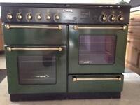 Rangemaster 110 Natural Gas Cooker