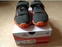 Lonsdale Boys Trainers Size UK C13, Like New With Its Box.