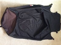 Phil and Teds single buggy sun/bug mesh cover