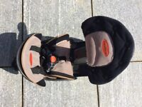 Wee Ride Front Bicycle Seat For Child