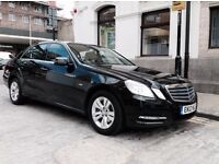 pco car hire Mercedes E class from £150 UBER Ready